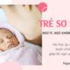 Trẻ sơ sinh ngủ ít, ngủ không sâu giấc: Mẹ hãy áp dụng ngay 6 tuyệt chiêu này